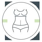 איקון של טיפול טבעי בנשים
