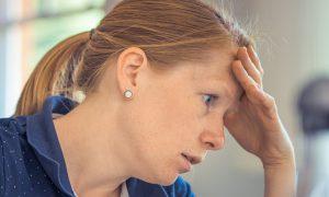 כאב ראש מתחי בעקבות תעוקה ולחץ